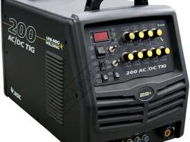 AC/DC 200 AC/DC Inverter TIG/ARC Welder 10-200A #KUMJR200AC/DC - picture0' - Click to enlarge