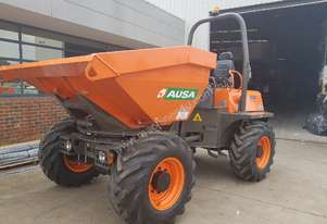 NEW 2017 AUSA 6T SWIVEL SITE DUMPER