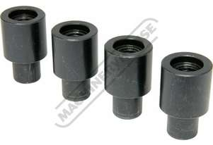 W08512 Weld Clamp Adaptor Suits Ø16mm holes 25mm Height