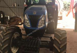 New Holland Tractor and spray pump