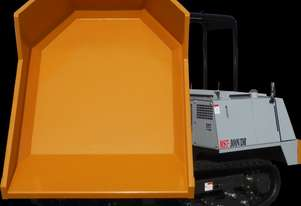 Morooka MST300VDR All Terrain Dumper Off Highway Truck