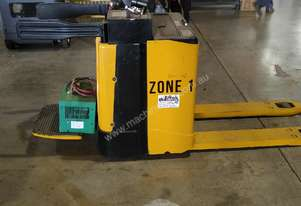 Electric pallet jack Flameproof Yale MP20X
