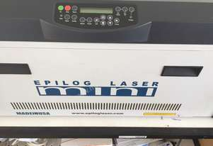 Epilog mini 40w Laser Engraving machine