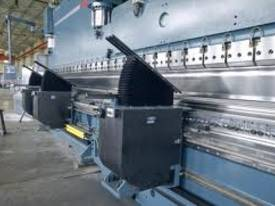AD-S Series CNC Synchro Press Brake - picture6' - Click to enlarge