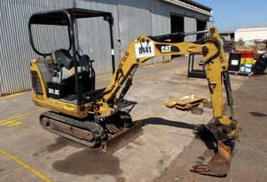 2010 Caterpillar 301.8C Excavator *CONDITIONS APPLY*