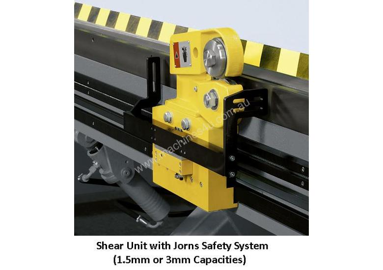 Jorns Long Length Slitter Folders