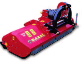 Orchard/ Vineyard mulcher - picture0' - Click to enlarge