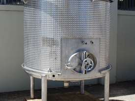 Stainless Steel Dimple Jacketed Tank - picture2' - Click to enlarge