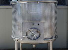 Stainless Steel Dimple Jacketed Tank - picture7' - Click to enlarge