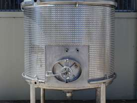 Stainless Steel Dimple Jacketed Tank - picture12' - Click to enlarge