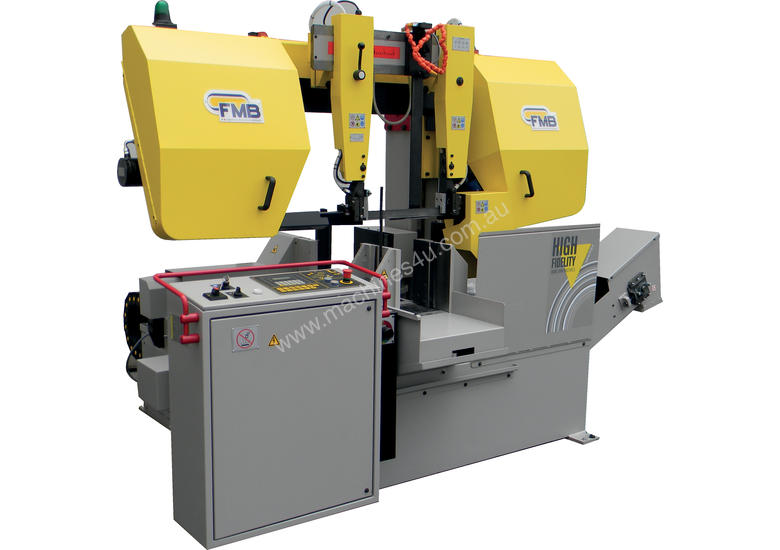 � 406mm Capacity Automatic Bandsaw, 406x406mm