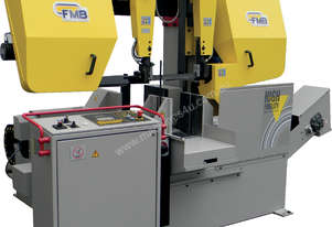 Ø 406mm Capacity Automatic Bandsaw, 406x406mm