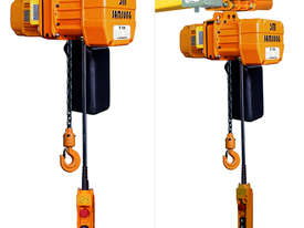 Electric Chain Hoists - picture1' - Click to enlarge