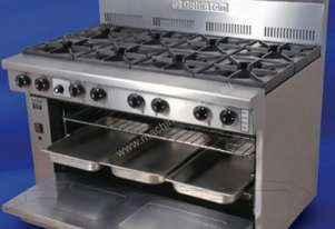Goldstein Fan Forced Jumbo Gas Convection Oven