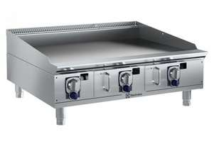 Electrolux Compact Line ARG36FLCE 915mm wide Gas Fry Top Griddle