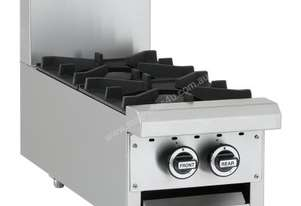 Luus BCH-2B-B Gas Fryer with 2 Burner Benchtop Essentials Series
