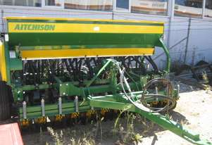 Aitchison Seedmatic 4124CT Seed Drills Seeding/Planting Equip