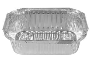 Large Rectangular Take-Away Containers - Extra Deep