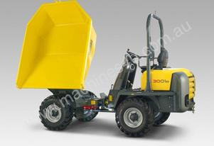Wacker Neuson NEW 3001 Dumper
