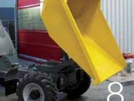 NEW 3001 Dumper - picture3' - Click to enlarge