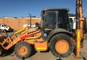 Case Backhoe   590SR