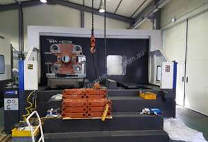 2014 Hyundai Wia Model KH1000 Twin Pallet Horizontal Machining Centre