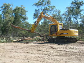 22.0 Tonne Excavator for HIRE - XGMA XG822 - picture1' - Click to enlarge