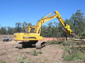 22.0 Tonne Excavator for HIRE - XGMA XG822 - picture2' - Click to enlarge