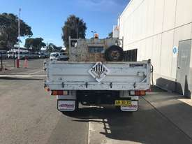 Mitsubishi Canter Tipper Truck - picture6' - Click to enlarge