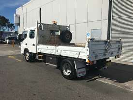 Mitsubishi Canter Tipper Truck - picture7' - Click to enlarge