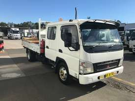 Mitsubishi Canter Tipper Truck - picture0' - Click to enlarge