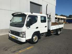 Mitsubishi Canter Tipper Truck - picture1' - Click to enlarge