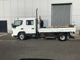 Mitsubishi Canter Tipper Truck - picture2' - Click to enlarge