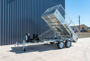 10ft x 5ft Hydraulic Tipping Trailer 3.5T