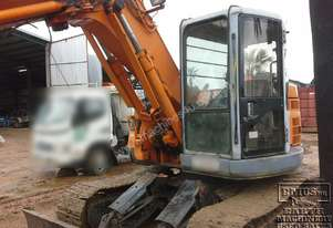 Hitachi EX135UR Knuckle Boom Excavator, Call EMUS