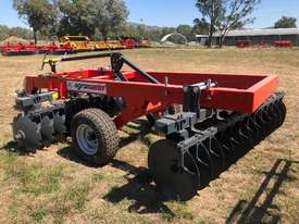 2018 AGROMASTER BUFFALO 20 HEAVY DUTY OFFSET DISCS (2.5M CUT) - picture0' - Click to enlarge