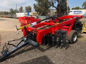 2018 AGROMASTER BUFFALO 20 HEAVY DUTY OFFSET DISCS (2.5M CUT) - picture10' - Click to enlarge