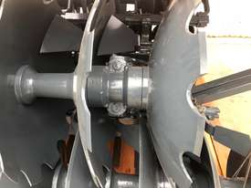 2018 AGROMASTER BUFFALO 20 HEAVY DUTY OFFSET DISCS (2.5M CUT) - picture16' - Click to enlarge