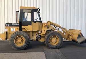 Caterpillar   IT12 Wheel Loader