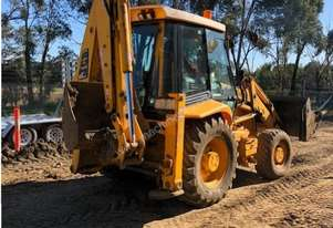 Jcb   CX3 2000 Backhoe