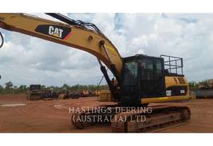 CATERPILLAR 324DL Track Excavators