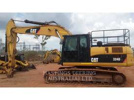 CATERPILLAR 324DL Track Excavators - picture1' - Click to enlarge