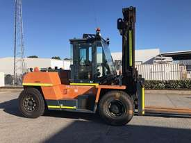 Toyota 16 ton forklift 4m 2 st available for Hire or Sale - picture0' - Click to enlarge