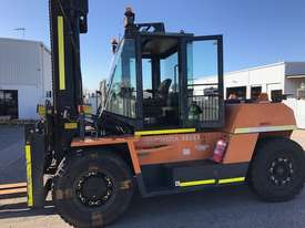 Toyota 16 ton forklift 4m 2 st available for Hire or Sale - picture1' - Click to enlarge
