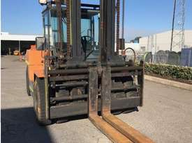 Toyota 16 ton forklift 4m 2 st available for Hire or Sale - picture2' - Click to enlarge