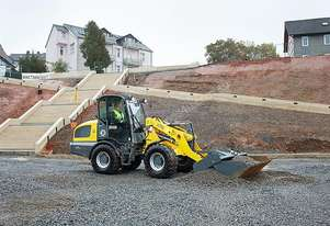 Wacker Neuson WL70 Articulated Wheel Loader
