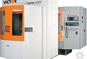 VCENTER 500 Horizontal Machining Centres
