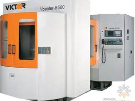 VCENTER 500 Horizontal Machining Centres - picture0' - Click to enlarge