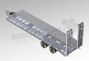 Tandem Axle Tag Trailer [Super Series] ATTTAG