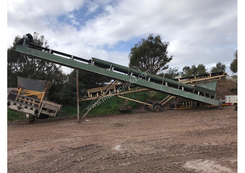 CONVEYOR 600MM X 11M